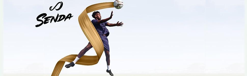 Senda Soccer, Amador, Valor, Fair Trade Soccer, FIFA Soccer, Match Soccer