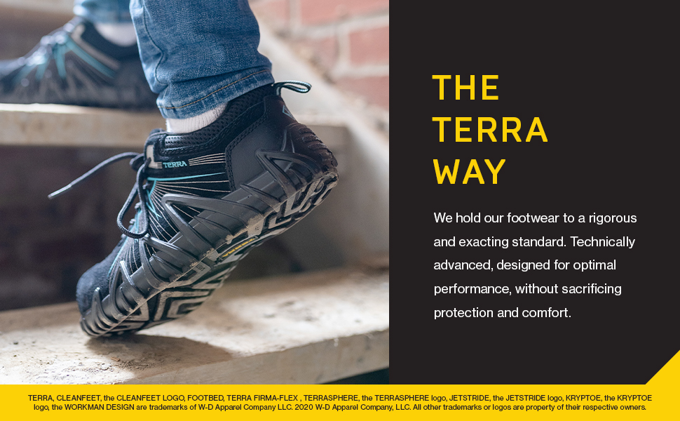 Terra Work Shoes, Safety Shoes, Industrial boots, terra boots, work boots, work shoes, steel toe