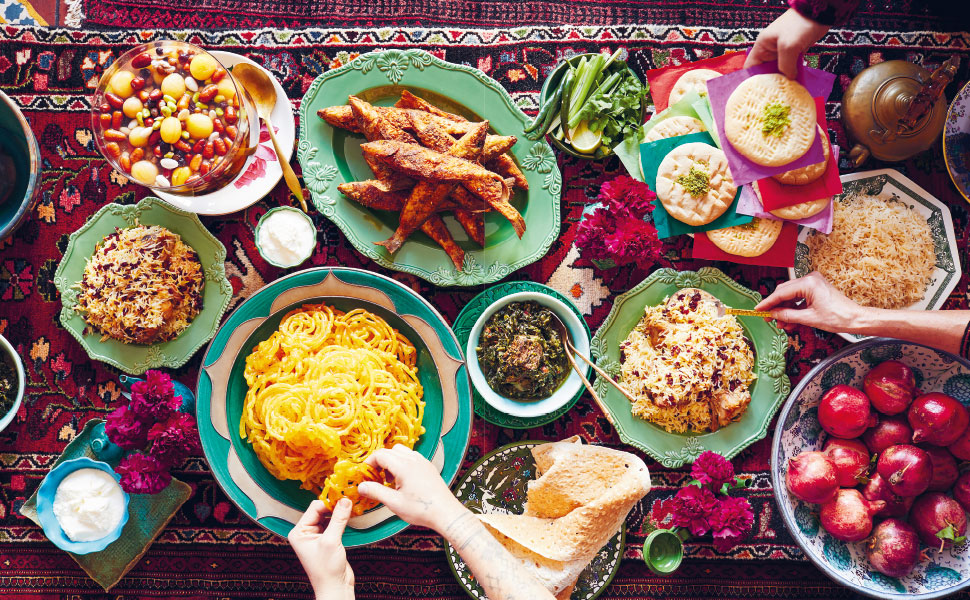 Parwana Cookbook Parwana: Recipes and Stories from an Afghan Kitchen