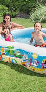 Paradise Seaside Pool 56490