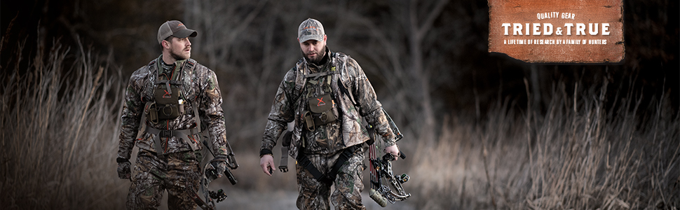 83769c4e0a293 Our Tried & True brand promise is to offer performance hunting gear backed  by our customer service. Our feature-driven products are designed and  marketed by ...