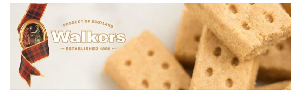 walkers Scottish pure butter shortbread