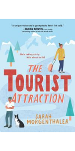 The Tourist Attractions by Sarah Morgenthaler