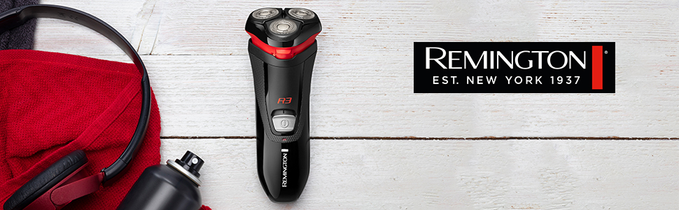 Remington Style Series R3 Corded Rotary Razor - R3000