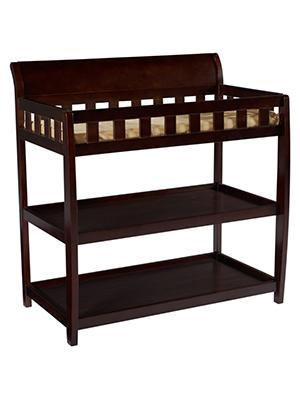delta children changing table baby nursery storage safe dressing furniture