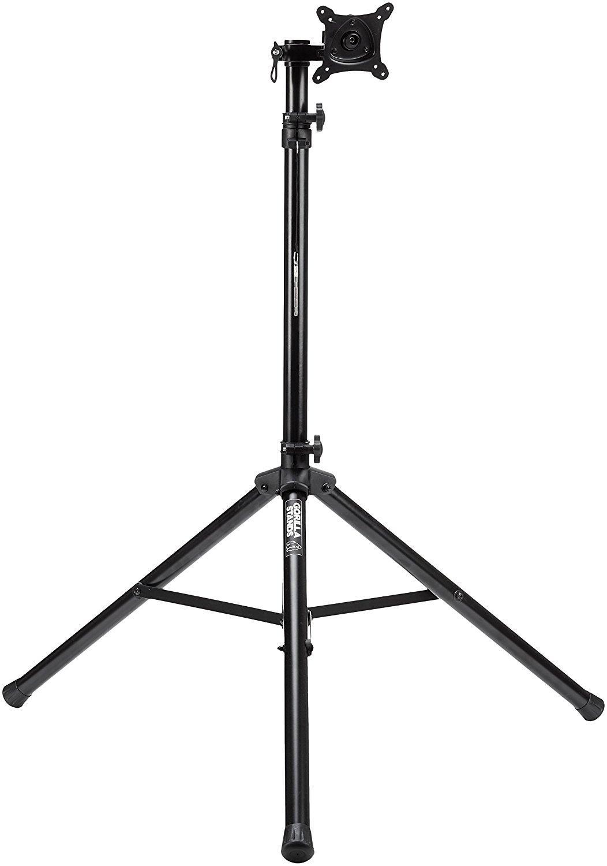 Gorilla Stands Unisex S Arrow Pro Dartboard Stand Black