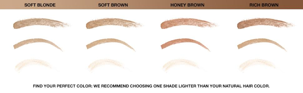 Easy Breezy Brow Fill + Shape + Define Powder by Covergirl #4