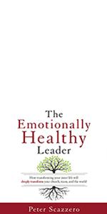 The Emotionally Healthy Leader, Audiobook