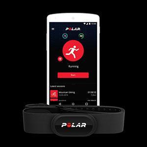 Polar H10 - Sensor de Frecuencia cardíaca Bluetooth con banda ...
