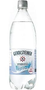 GEROLSTEINER(ゲロルシュタイナー) 1L×12本 [正規輸入品]