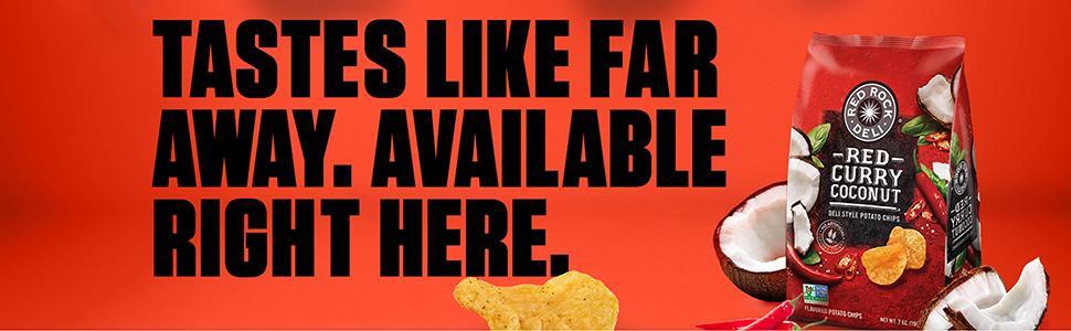 Red Rock Deli potato chips non gmo
