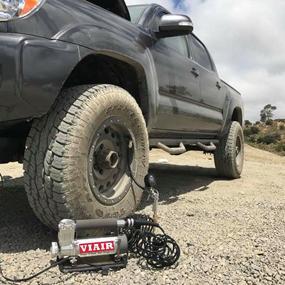 VIAIR 400P Portable Compressor for Off Roading