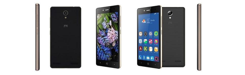 "ZTE Blade L7 - Smartphone de 5"" (WiFi, procesador SC 7731C"