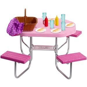 Amazon.es: Barbie Muebles de Exterior para la Casa de Muñecas ...