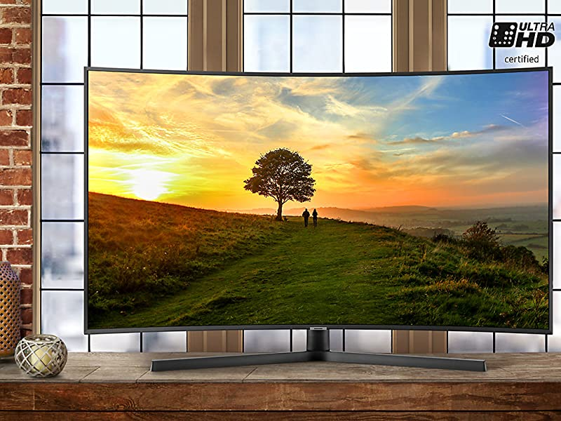 Samsung NU7500 TV image