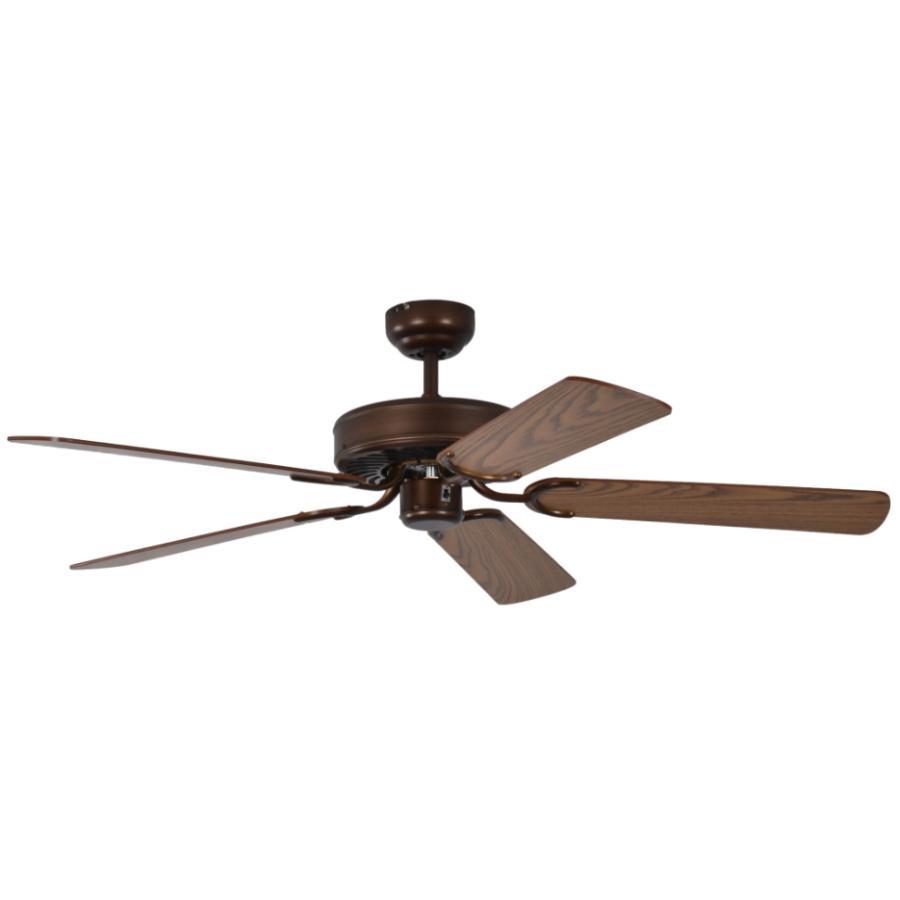 Pepeo gmbh ventilatore da soffitto potkuri bronzo for Ventilatore da soffitto silenzioso