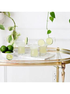 Libbey 6-piece Stemless Margarita Glass Set