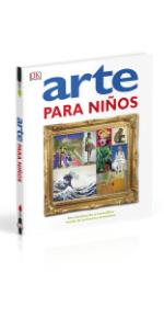 childrens art book