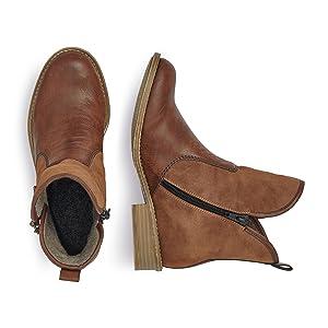 Rieker Damen 727k1 Stiefeletten: Rieker: : Schuhe sPERh