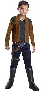 Han Solo Child Deluxe Costume