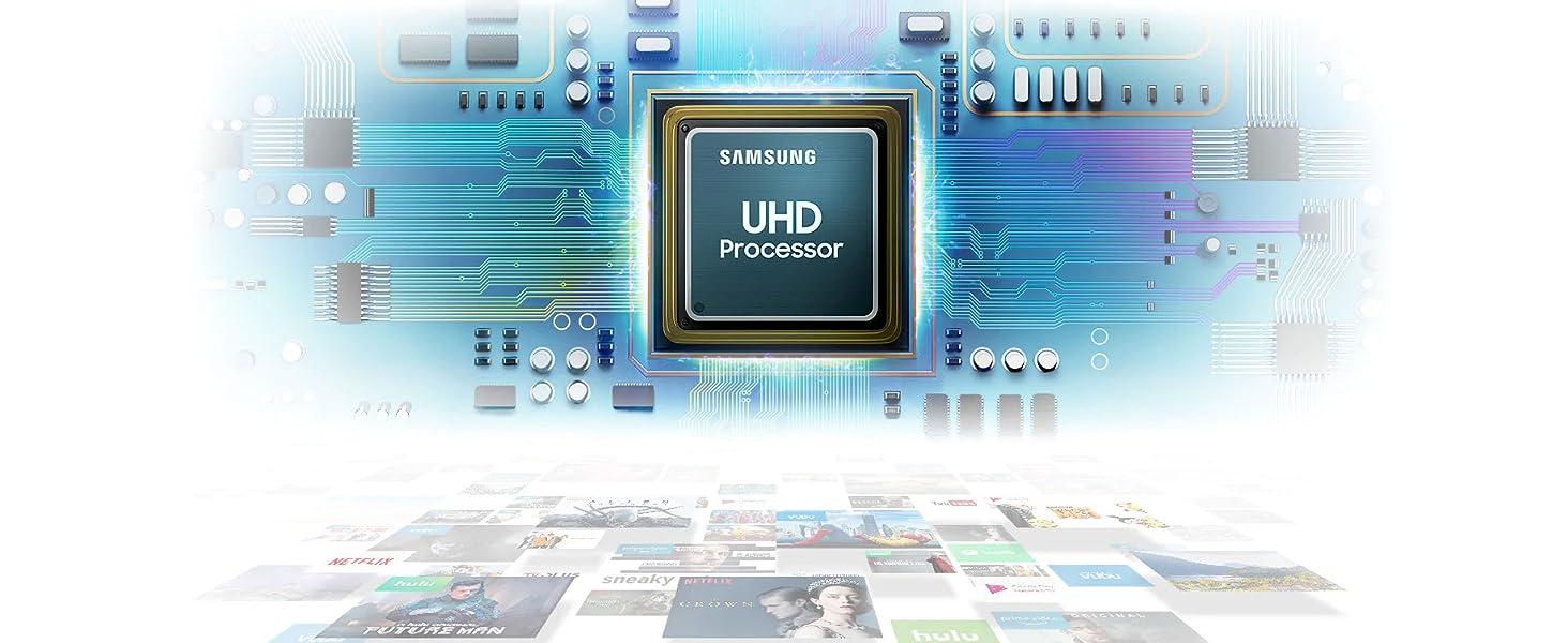 4K UHD Processor