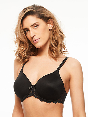 Details about  /Chantelle Women/'s Rive Gauche Full Coverage Smooth Bra