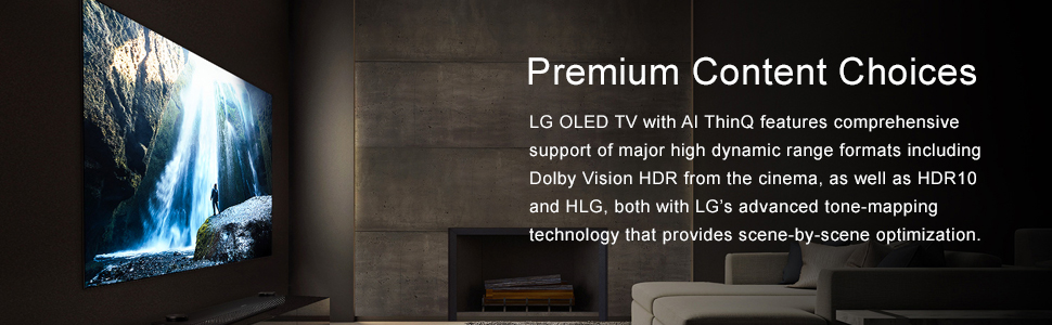 dolby vision hdr10 hdr oled tv ai thinq w8pua