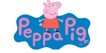 Peppa Pig Lights Sounds Family Fun Car
