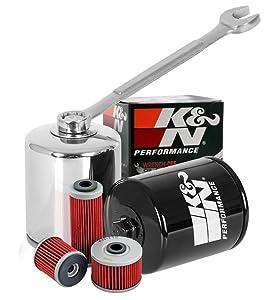 K/&N 69-7079TS KFZ Hochleistungsluftfiltersystem