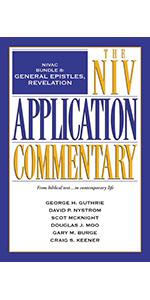 NIVAC Bundle 8: General Epistles, Revelation