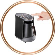 arzum türk kahvesi makinesi