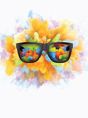 chromapop lifestyle colors clear vision sunglasses