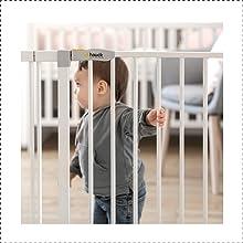 Protezione per i piccoli Hauck Open 'n stop kd Perfetto anche per animali domestici