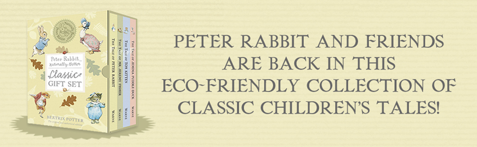 banner, Peter Rabbit