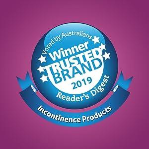 Winner of Trusted Brand 2019