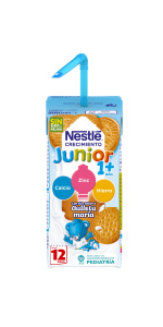 ... Junior 1+ (200ml) Galleta María ...