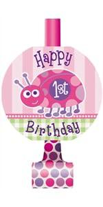 Amazon ladybug 1st birthday invitations 8ct toys and games ladybug 1st birthday high chair decorating kit 4pc cardboard ladybug 1st birthday cupcake stand ladybug 1st birthday invitations 8ct filmwisefo
