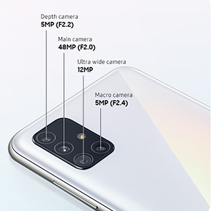 Galaxy A51 Camera