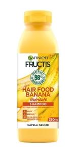 Hair Food, hairfood, macadamia, papaia, aloe, banana, goji, nutriente, nutrizione, capelli secchi