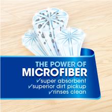 The power of microfiber