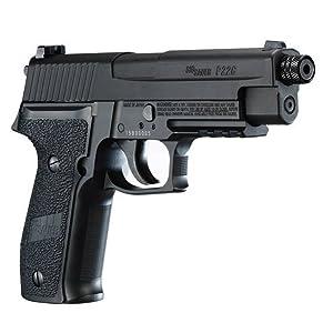 Details about Sig Sauer P226 Air Gun,  177 Caliber Pistol 12G CO2 16 Rounds  Flat Dark Earth