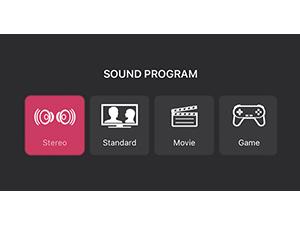 Sound Modes