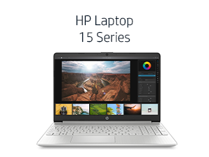 HP Laptop 15 Series