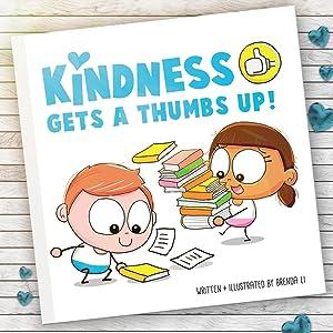 Kindness book for children