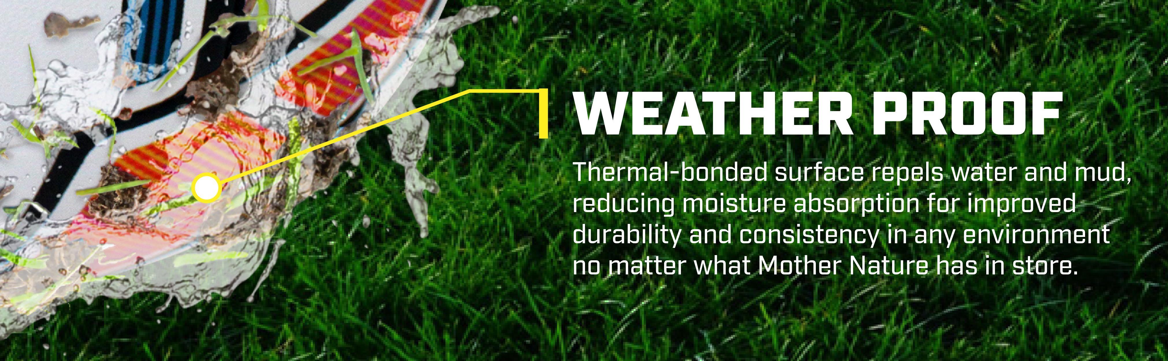 amazon com baden thermo soccer ball multicolor size 4 sports