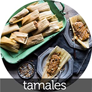 Dulce de Leche and Banana Tamales