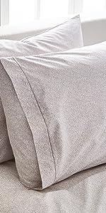 washed sheets
