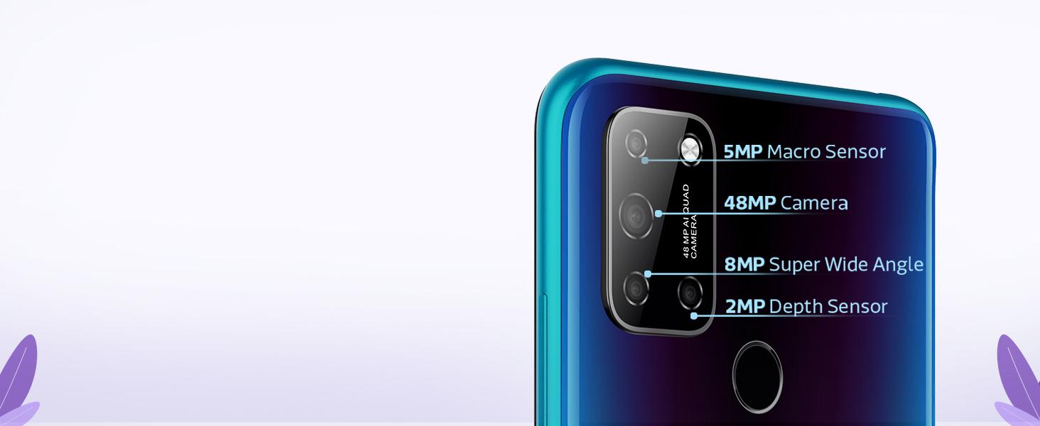 smart phone w41