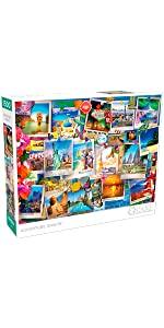 Adventure Awaits 1500 Piece Puzzle