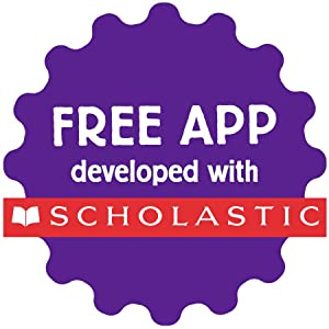 Free app developed with Scholastic